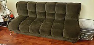 Futon sofa bed for Sale in Alexandria, VA