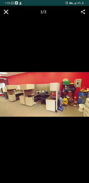 Office cubicles with Gabinets for Sale in Paterson, NJ