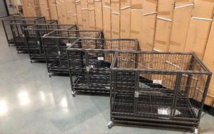 New 37 Inch Heavy Duty Dog Crate Kennels for Sale in Chula Vista, CA