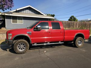 2008 Ford F-350 4x4 for Sale in Lake Forest, CA