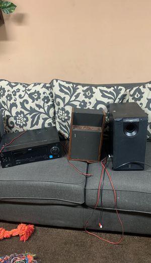 RT2770 home theatre receiver for Sale in Wichita, KS