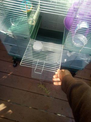 Huge hamster cage for Sale in Tallahassee, FL