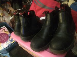 Work boots ladies Sz 7 $20 ea both $30 for Sale in Davie, FL