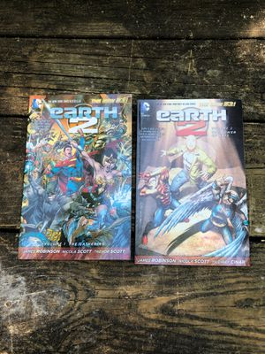 Earth 2 Vol 1&2 for Sale in Rockville, MD