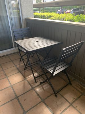Patio set for Sale in Dana Point, CA