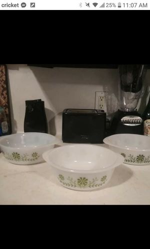Pyrex bowls for Sale in Mission, TX