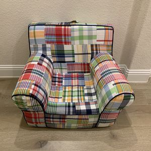 Pottery Barn Kids Anywhere Chair - MultiColor for Sale in McKinney, TX