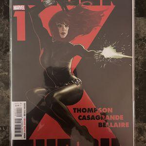 Black Widow Comics (Marvel Comics) for Sale in Fremont, CA