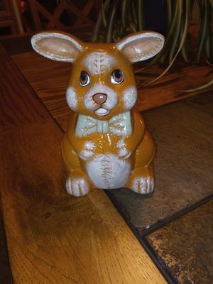Ceramic bunny for Sale in Dundalk, MD