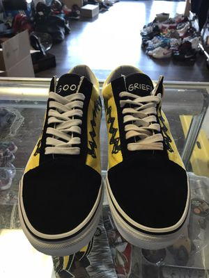 Size 7.5 peanuts vans for Sale in Columbus, OH