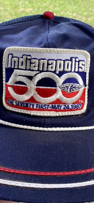 New Indianapolis 500 Race Hat Seventy First May 24 1987 Never worn $45.00 obo other on eBay $50.00 for Sale in Terre Haute, IN