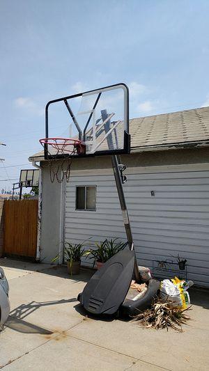 Basketball hoop for Sale in Monterey Park, CA