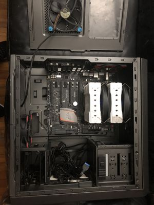 I7-6700 16gb Corsair LED ram Asus Maximus VIII Extreme Mobo Combo! for Sale for sale  Queens, NY