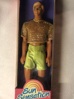 Sun Sensation Barbie Ken Doll By Mattel for Sale in Long Beach,  CA
