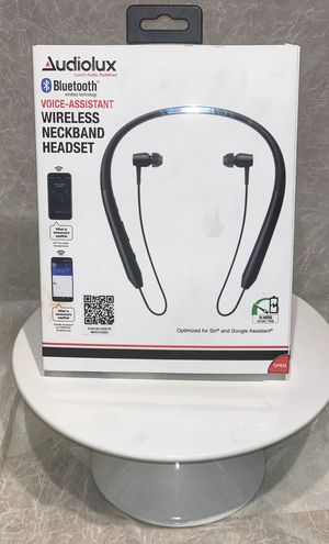 Wireless neckband headset for Sale in Gaithersburg, MD