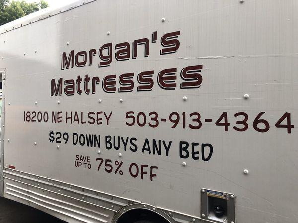 QUEEN SIZE MATTRESS & BOX SPRING BED SET