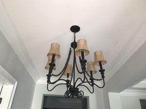 Stylish 6 Light Chandelier for Sale in Franklin, TN