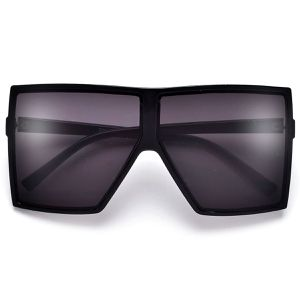 FLAT TOP AVIATOR BLACK FRAME / BLACK LENS for Sale in Tampa, FL