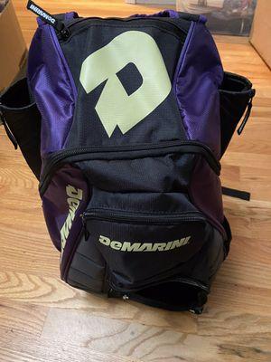DeMarini Voodoo Rebirth Backpack NEW for Sale in Kirkland, WA