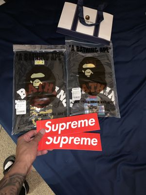 BAPE PATCHWORK COLLEGE TEE /1st CAMO COLLEGE TEE for Sale in Washington, DC