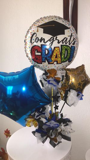 Balloon arrangements! For graduation gifts or decorations for Sale in El Sobrante, CA