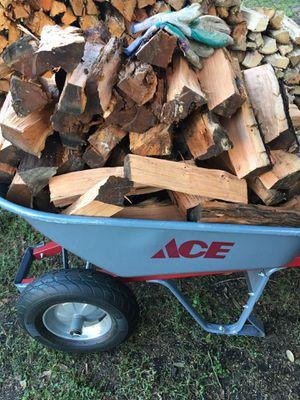 Cherry bbq smoking firewood for Sale in Lakeland, FL