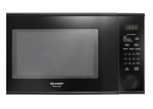 1.1 cu ft sharp microwave for Sale in Boston, MA