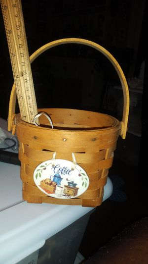 Longaberger baskets never used for Sale in Fort Worth, TX