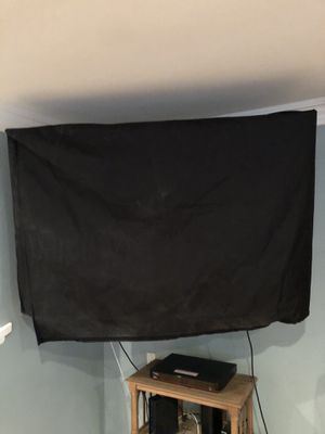65' inch tv cover also for outside use, asking $35 obo for Sale in Los Angeles, CA