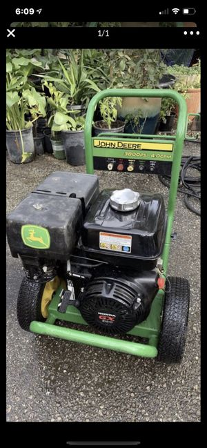 Honda pressure washer for Sale in Highland, CA
