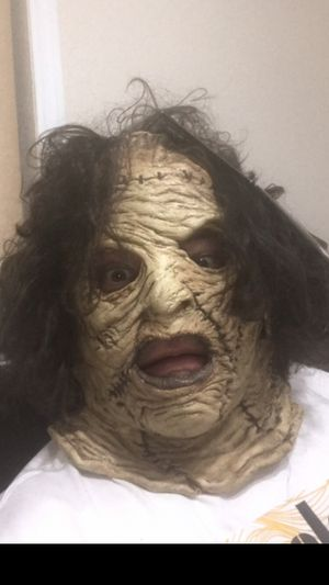 Newest version of the Texas Chainsaw 3D Halloween or prank mask BRAND NEW $50 for Sale in Hialeah, FL