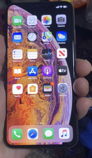 AT&T cricket net10 h02 iPhone XS 256 gb for Sale in Takoma Park, MD