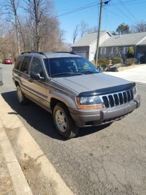 2002 jeep grand Cherokee for Sale in Falls Church, VA
