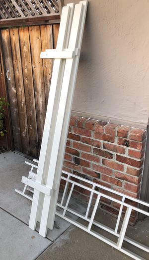 free ladder and side frames for Sale in Fremont, CA