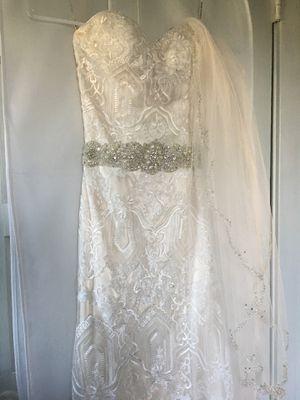 """Maggie Sottero """"Fredricka"""" Wedding Dress for Sale in Pasco, WA"""