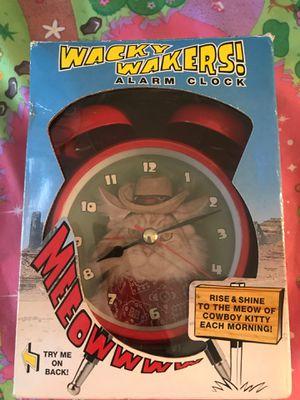 Vacky walkers! Alarm clock. for Sale in Compton, CA