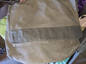 Messenger bag/backpack new olive green for Sale in Norwalk, CA