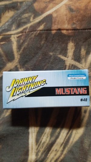 Johnny lightning mustang diecast for Sale in Millerton, PA