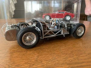 1 : 18 Scale Maserati 300S (1956) Rolling Chassis (Limited Edition) for Sale for sale  Oviedo, FL