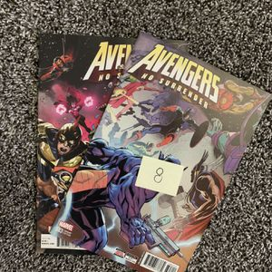 Avengers No Surrender for Sale in Riverside, CA
