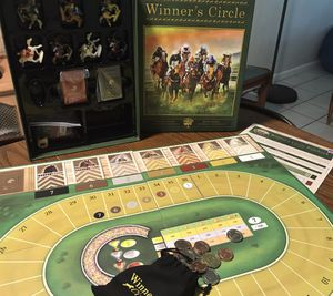 Winner's Circle board game for Sale in Maitland, FL