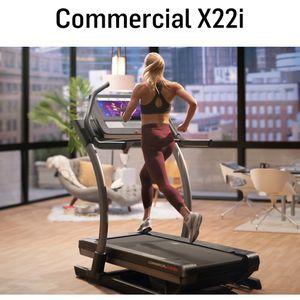 NordicTrack Commercial X22i Treadmill for Sale in Costa Mesa, CA