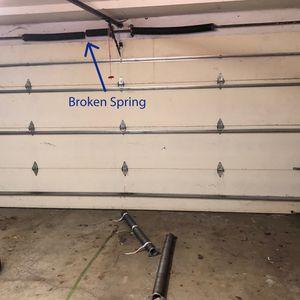 Garage doors repair 15% off for Sale in Lorton, VA