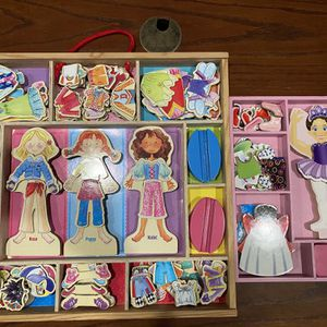 Magnetic Dress Up Sets for Sale in Perris, CA