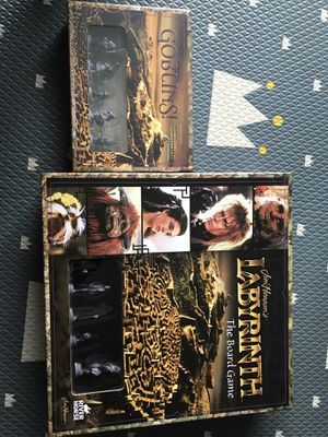 Labyrinth Board Game + Goblins! Expansion for Sale in Lynnwood, WA