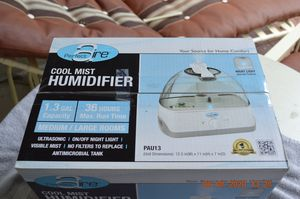 Humidifier perfect aire cool mist for Sale in Palm Beach Gardens, FL