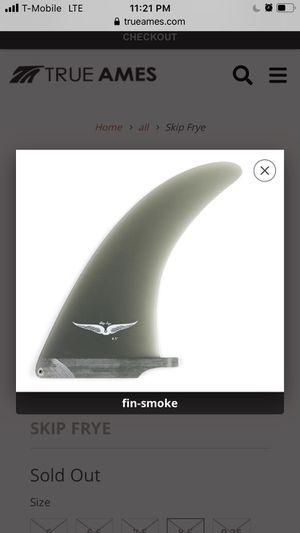"Skip Frye Fin 8"" for Sale in Huntington Beach, CA"