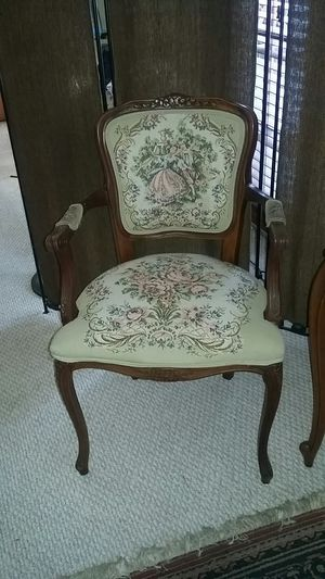 Replica antique chair from the 60's for Sale in Vista, CA