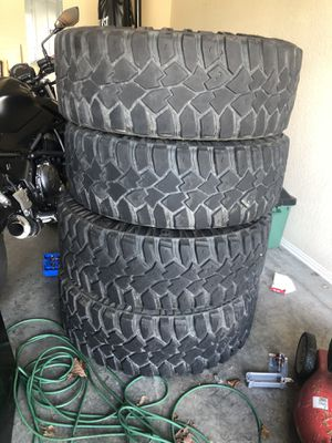"37"" Mickey Thompson's for Sale in Farmington, AR"