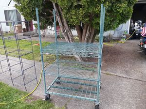 Metal shelves for Sale in Vancouver, WA